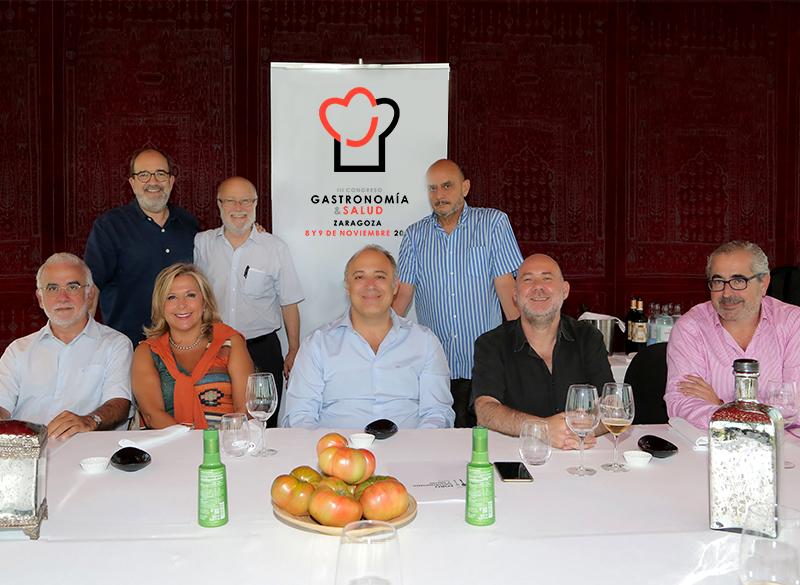 El III Congreso Gastronomía y Salud repite Comité Científico