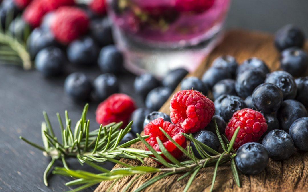Cinco alimentos ricos en antioxidantes