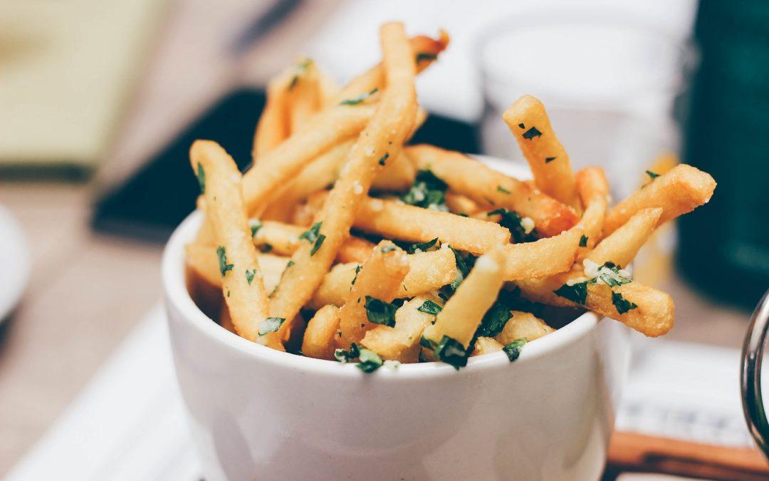 Cómo comer fritura de forma saludable