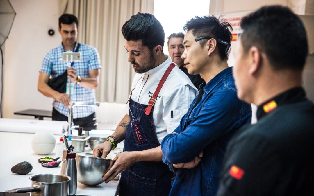 Jonay Hernández, cocina canaria
