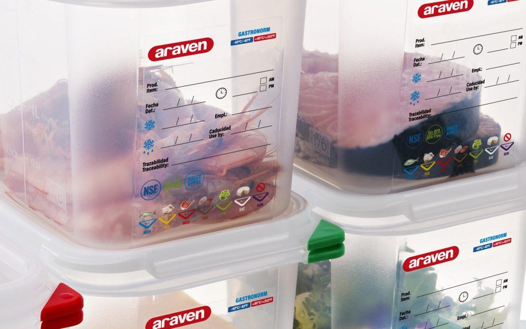 Tres décadas de innovaciones en recipientes herméticos para hostelería
