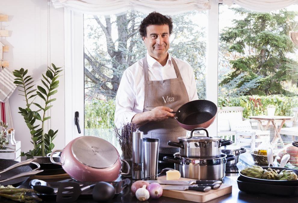 ¿En quién confía Pepe Rodríguez de Masterchef para cocinar en su hogar?