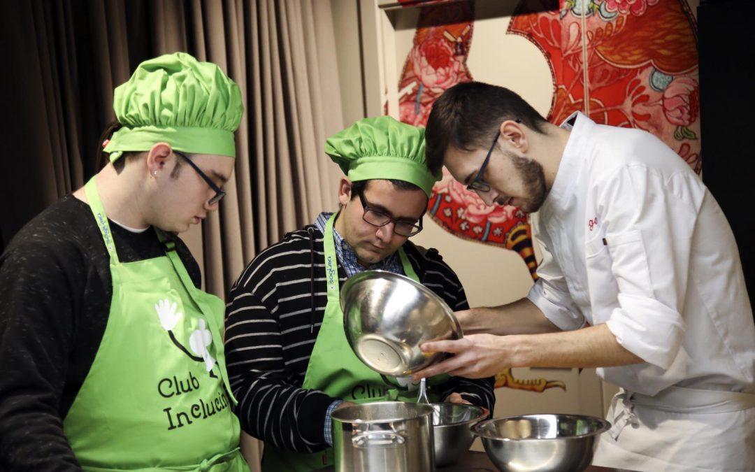 El Club Inclucina y Atades reciben el premio Gastronomía y Salud