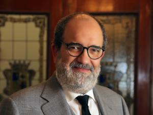 Juan Barbacil, director del Congreso de Gastronomía y Salud