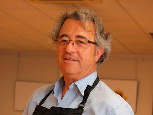 Juan Muñoz hará una cata de vinagre.